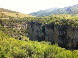 Osumi Canyon