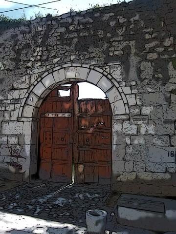 Fortress of Justinian Tirane