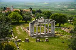 historical Albania tourism