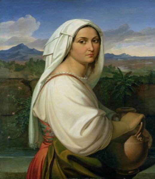 woman Albania tourism
