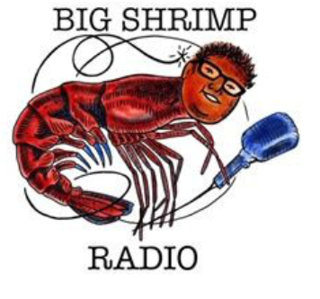 Ashley Taylor on Big Shrimp Radio