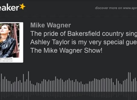 Ashley Taylor on The Mike Wagner Show