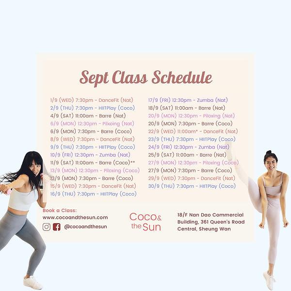 Coco & the Sun August Schedule.jpg