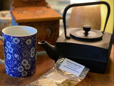 Healing Tea Warms the Soul