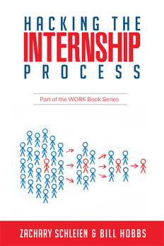 Introducing The WORK Book Series's New Book: Hacking the Internship Process