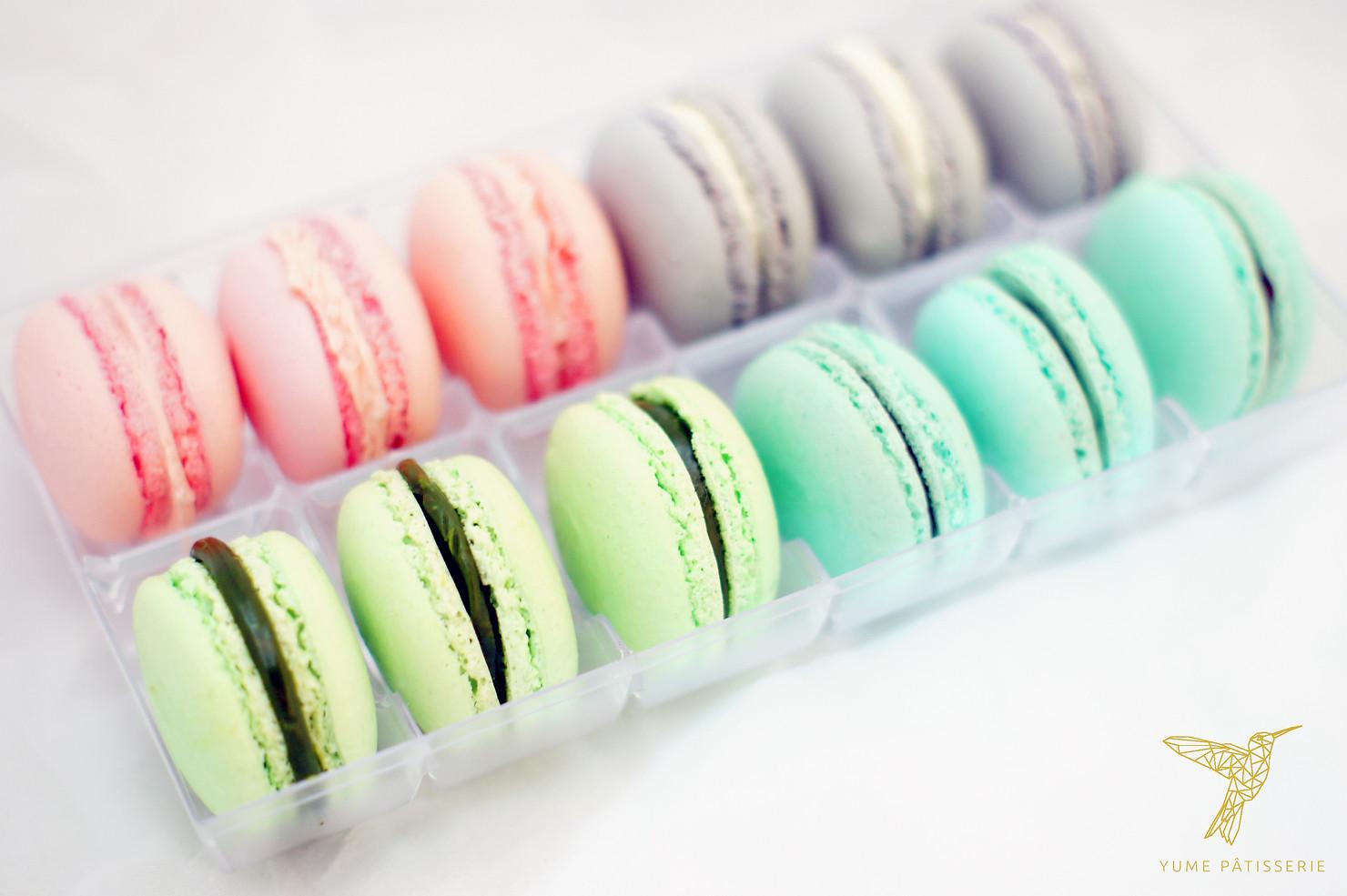 Assorted Macaron