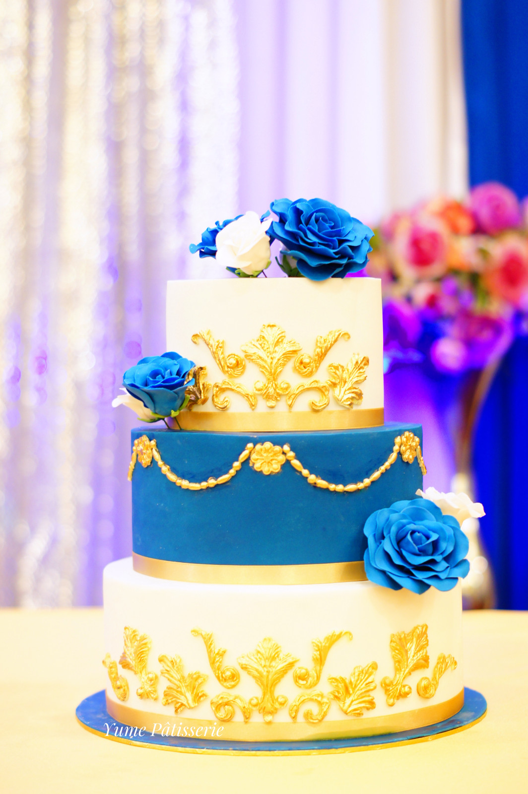 Yume Patisserie Wedding Cake Singapore