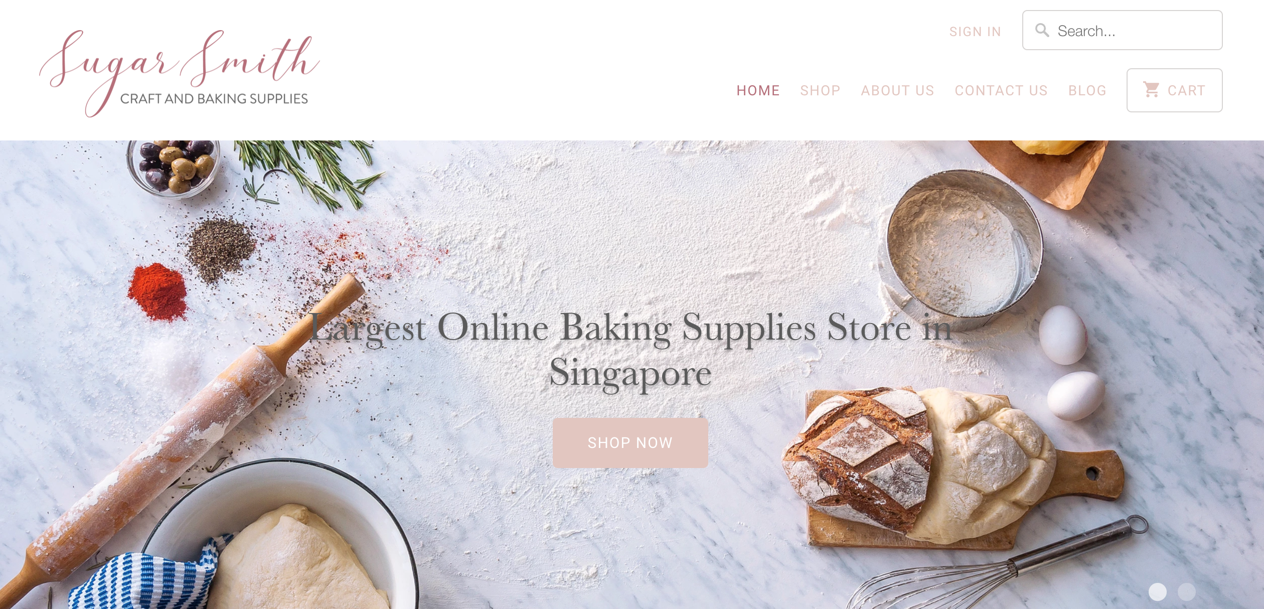 5 Baking Supplies Store in Singapore