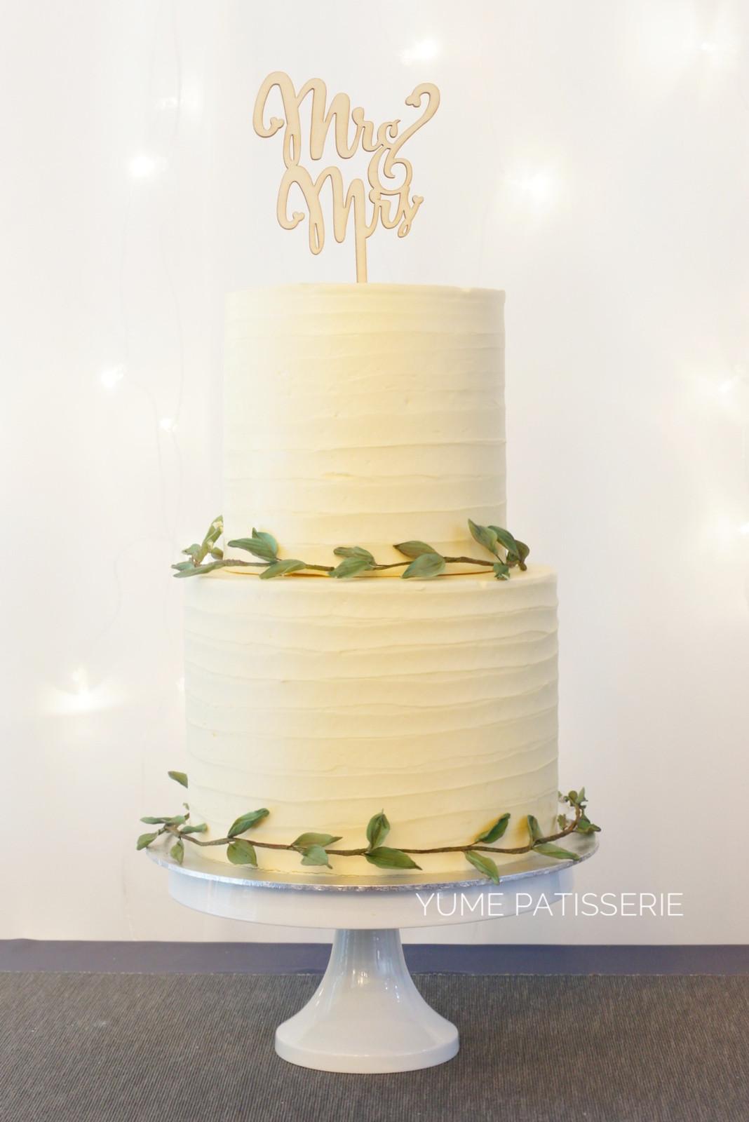 Yume Patisserie | Wedding Cake Singapore