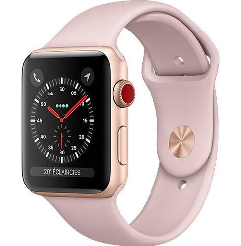 Apple watch serie 3 a marrakech et au maroc