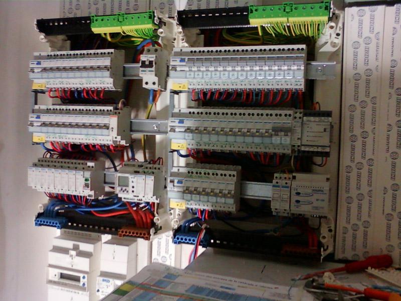 installation electricite maroc