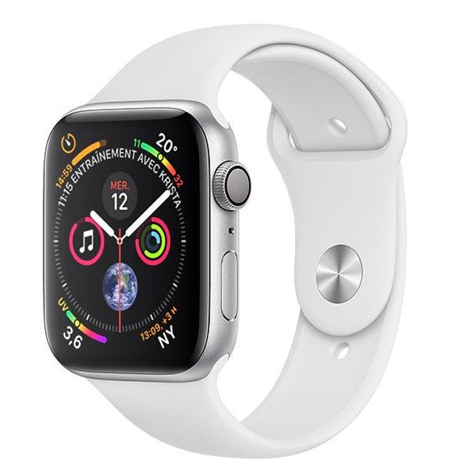 énorme réduction 14295 db1d4 Apple Watch Sport Serie 4 Boitier 44mm