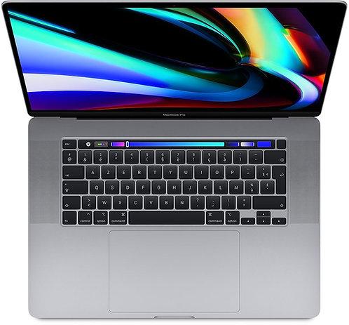 Macbook Pro 16 Pouces 2019 avec Touch Bar  - Quasi Neuf