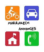 Annonces pour moto auto immobilier high tech sur Marrakech Maroc