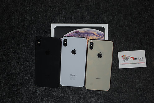 iPhone XS Max 512 Go - Comme Neuf ( Occasion )