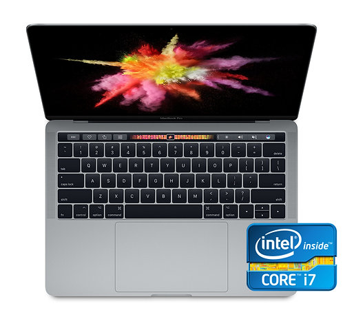 "Macbook Pro 13"" 2018 avec Touch Bar Core i7  - Quasi Neuf"