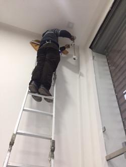 installation camera surveillance