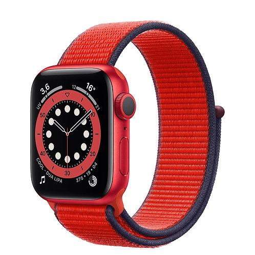 Apple Watch Serie 6 Sport RED Product 40mm GPS - NEUF