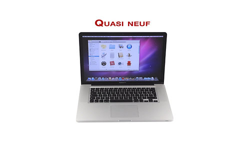 "Macbook Pro 15"" Core i7"