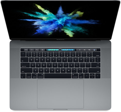 "Macbook Pro 15"" avec Touch Bar et Touch ID  - Quasi Neuf"