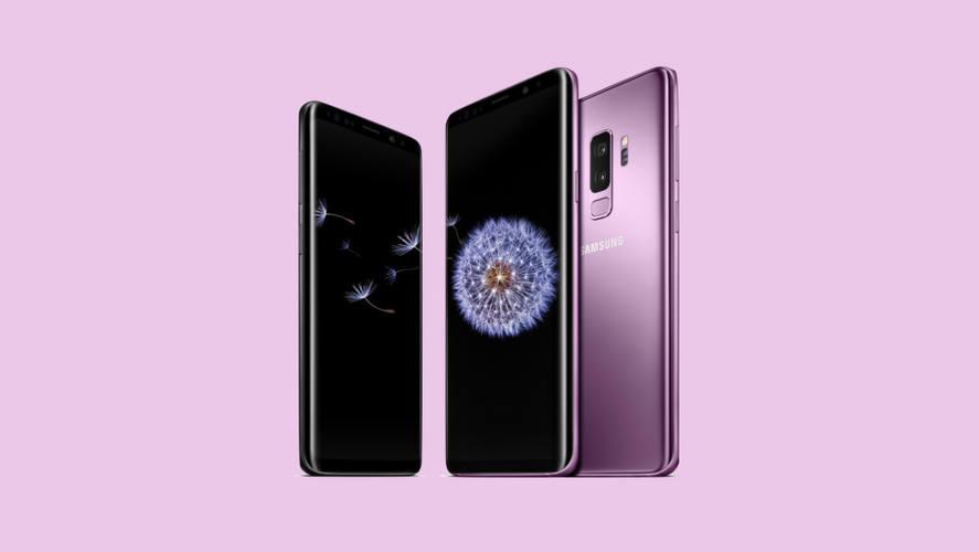 Samsung Galaxy S9 a marrrakech et au maroc