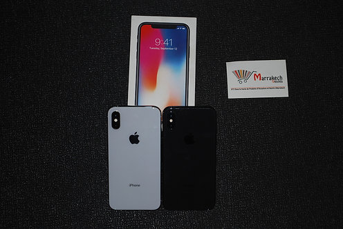 iPhone X 256 Go - Comme Neuf ( Occasion )