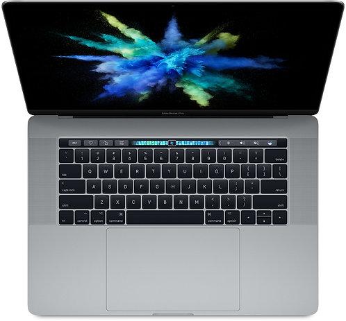 "Macbook Pro 15"" avec Touch Bar et Touch ID Core i7 16 Go 256 Go - Quasi Neuf"