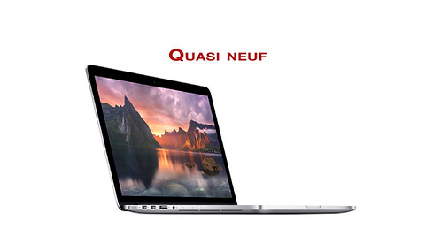 "Macbook Pro Rétina 13"" 2015 Core i5 8 Go 128 Go"