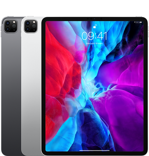 iPad Pro 12,9 Pouces 2020 - 256 Go - WI-FI + Cellular - NEUF