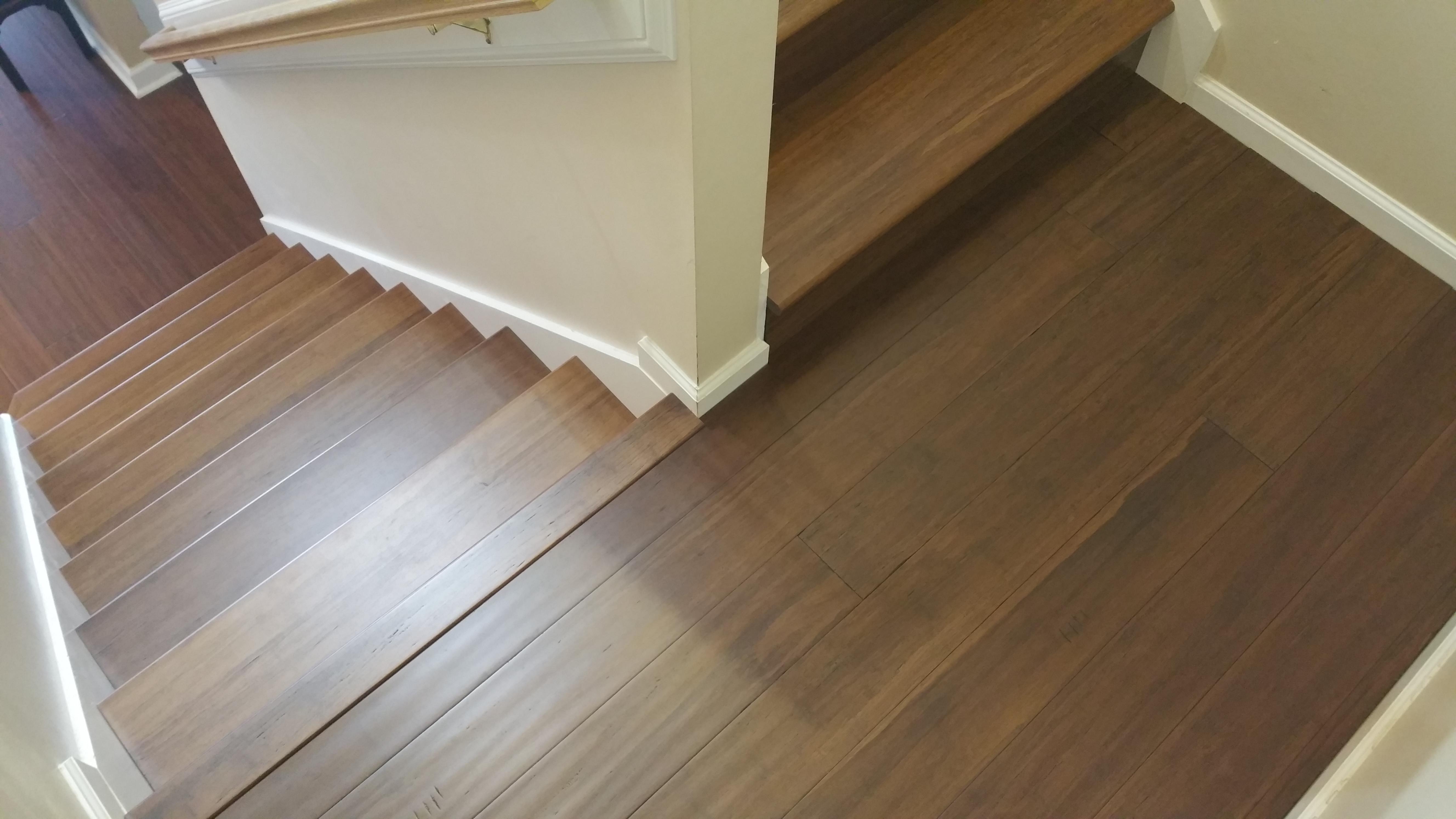 Stairs Flooring | St Augustine, FL