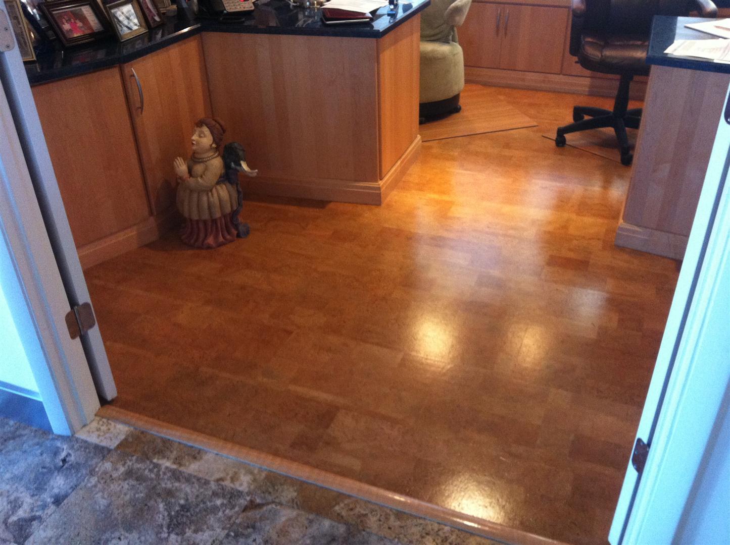 Cork Flooring | St Augustine, FL