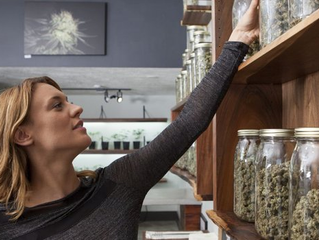 The bias facing women in the business world is very real, but these women think cannabis may be diff