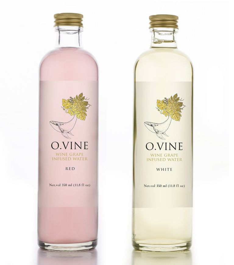 O. Vine Water Wine
