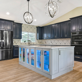 Bold Kitchen