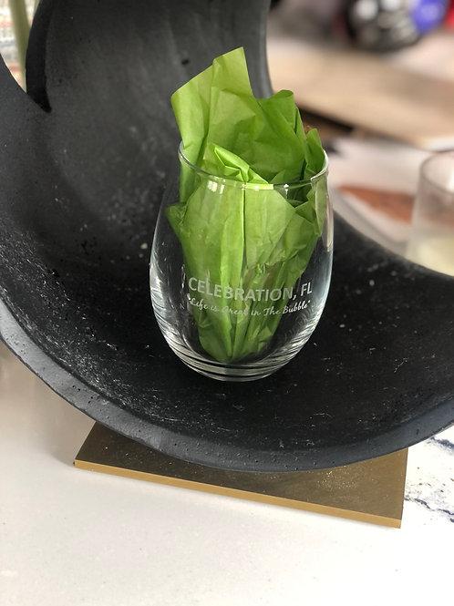 Celebration, FL Wine Glass