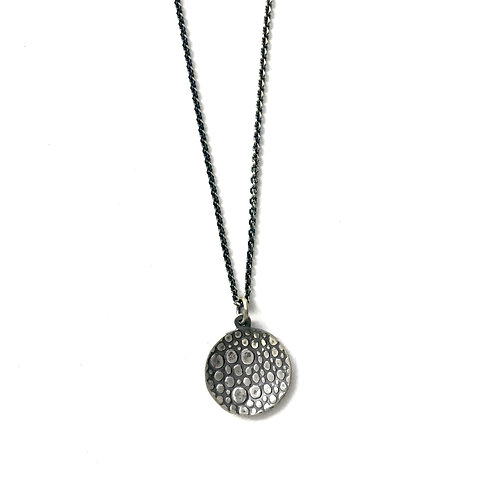 Rain Puddle Necklace