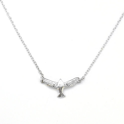 Baby Soaring Bird Necklace