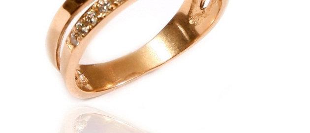 Обручальное кольцо 330 вес 3, 5 гр