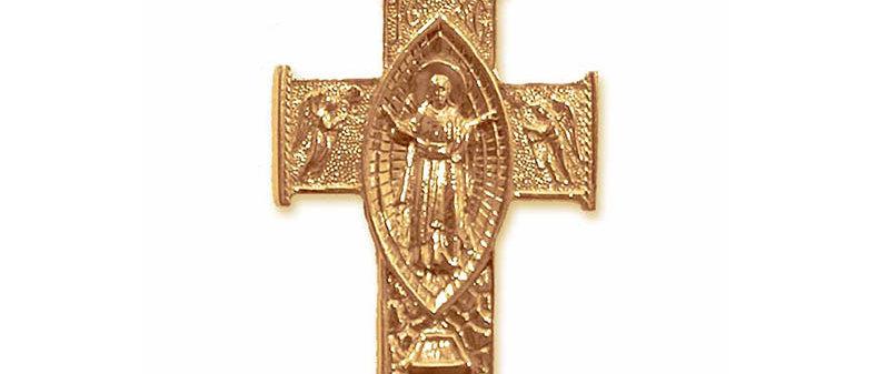 Крест 143 вес 15,0 гр