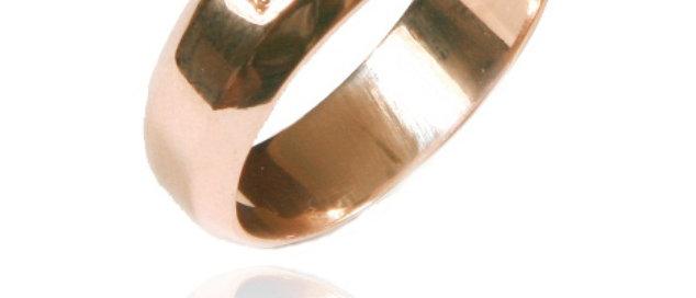 Обручальное кольцо 899 вес 4,5 гр