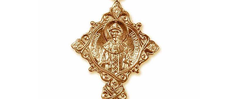 Крест 131 вес 7,5 гр