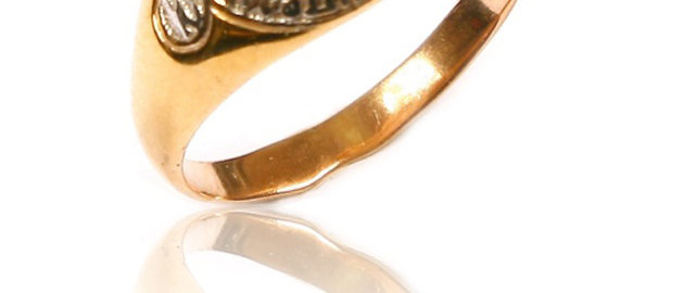 Обручальное кольцо 552 вес 5,0 гр