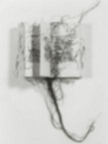 maria lai, asemic writing, artist book