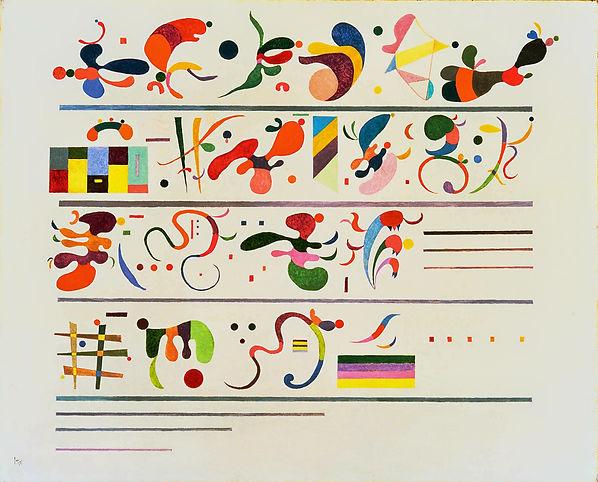 wassily kandinsky, asemic writing, escrita, escritas assêmicas, escritura