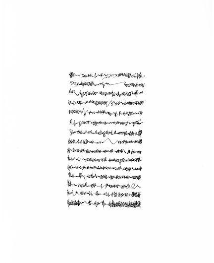 mirtha dermisache, asemic writing, escritas, escrita