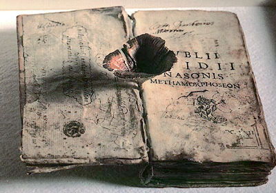 mauro manfredi, artist book, asemic writing