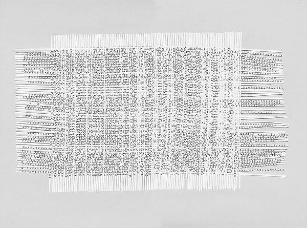 nina papaconstantinou, asemic writing, escritas, escrita