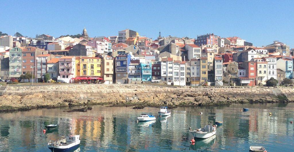 Paseo Puerto de A Guarda