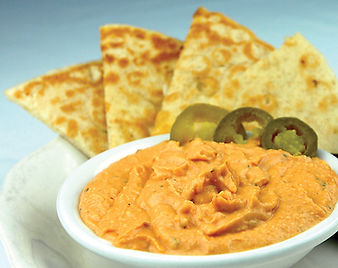 (Spicy Hummus)
