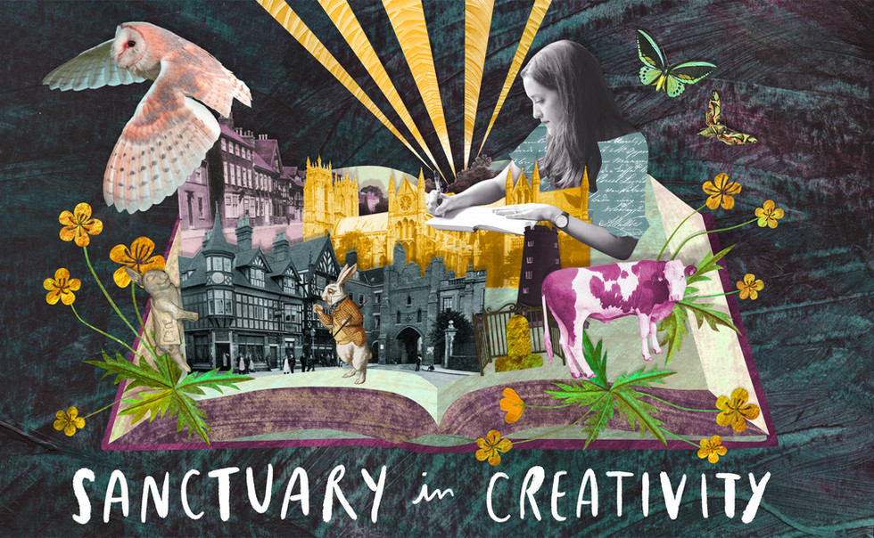 Sanctuary in Creativity